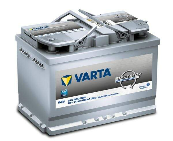 Varta Blue Dynamic EFB 570 500 065 E45